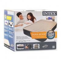 Велюр кровать 64404 Intex
