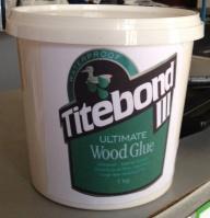 Клей для дерева водостойкий Titebond® III Ultimate D4 1кг