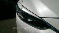 Ресницы на передние фары Mazda 6 2013- Код:168663951