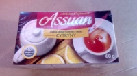 Чай Assuan 40 пакетиків лимон|escape:'html'