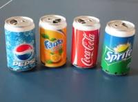 Колонка банка (pepsi, sprite, fanta, coca-cola, 7up escape:'html'
