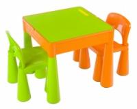 Комплект стол и 2 стульчика Tega Baby Mamut escape:'html'