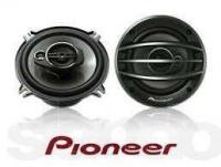 Автомобильные колонки Pioneer TS-A1374S мощность 250W escape:'html'