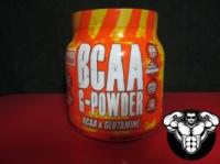 BCAA 2.1.1. UNS G-POWDER + L-Glutamine, 0,5 кг, 380 грн