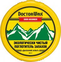 Экологически чистый поглотитель запаха «Дыхание Альп» Doctor Wax 227 г.