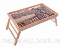 Прикроватный столик на ножках Романтика Код:380-9716513