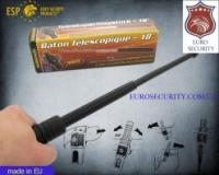 Телескопическая дубинка ESP 18 - EXB-18H BLK (BH-34) (Закаленная сталь)|escape:'html'