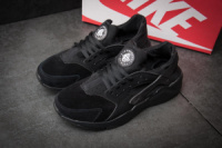 Кроссовки мужские Nike Huarache Ultra, черные (11442),  [  45 (последняя пара)  ]