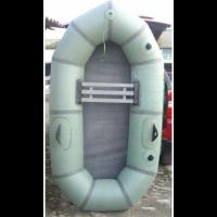 Резиновая лодка Лисичанка «Байкал» с увеличенным баллоном|escape:'html'