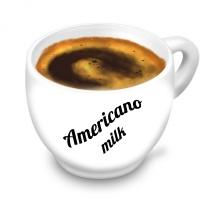Americano milk|escape:'html'