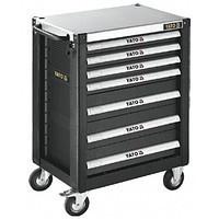 Инструментальная тележка с 7 ящиками YATO (YT-0904) Код:140991428 escape:'html'