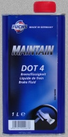 Тормозная жидкость Fuchs Maintain DOT 4 5л|escape:'html'