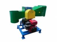 Рубильная машина Володар РМ-100 под бензиновый двигатель (без двигателя) (диаметр до 100 мм)