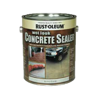 Пропитка мокрый камень Wet Look Concrete Sealer 3,78 л