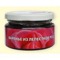 Варенье из лепестков роз Ароматика, Объем 250 мл