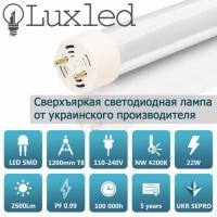 LED Лампа LUXLED T8 22Вт G13 4200K 1200mm|escape:'html'