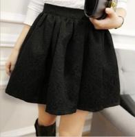 Короткая юбка, женская юбка, юбка куколка escape:'html'