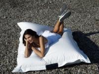 Кресло-мешок подушка 120*140 см из кож зам Зевс|escape:'html'