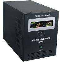 Гибридный ИБП+стабилизатор 1500ВА (1050Вт), 24В + MPPT контроллер 40А 24В, AXEN.IS-1500