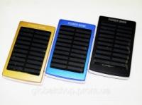Solar Power Bank 30000mAh с солнечной батареей