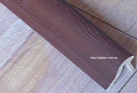Капинос для плитки под дерево Zeus Ceramica Moodwood Wenge Teak ZNXP8R на ступени|escape:'html'