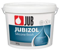 Jubizol Finish Silicone XS 25 кг - силіконова штукатурка «бараник» 1,5/2мм|escape:'html'