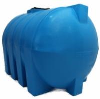 Купить горизонтальные пластиковые бочки для хранения воды на 1000 литров. escape:'html'