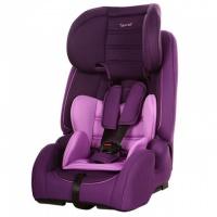 Детское автокресло универсальное 9-36 кг Day фиолетовый escape:'html'