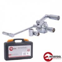 Ключ баллонный роторный для легковых автомобилей Intertool XT-0003|escape:'html'