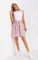 Женское платье Stimma Каналия 2258 L Розовый|escape:'html'