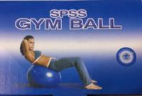 Мяч для фитнеса SpSS Gym Ball
