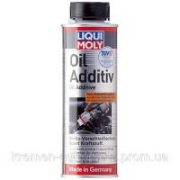 Противоизносная присадка для двигателя Liqui Moly Oil Additiv 0.3л|escape:'html'