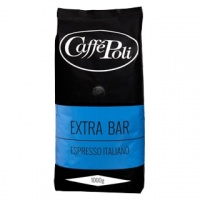 Caffe Poli Extra Bar 1000 г кофе в зернах|escape:'html'