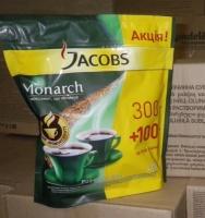 Кофе Jacobs Monarch 400 грамм|escape:'html'