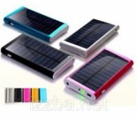 Аккумулятор на солнечной батарее - Solar power bank|escape:'html'