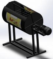 Миксер для приготовления полистиробетона Идеальная конструкция для качественного и быстрого приготовления полистиролбето|escape:'html'