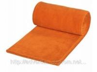 Плед оранжевый в чехле|escape:'html'