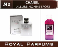 Духи Royal Parfums (рояль парфумс) 100 мл Chanel «Allure Homme Sport» (Шанель Алюр хом Спорт)