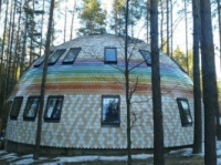 Купольные деревянные дома|escape:'html'