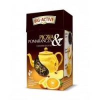 Чай черный Big-Active с айвой и апельсином, 80 г|escape:'html'
