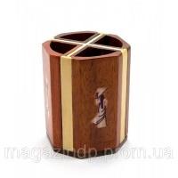 Подставка под ручки (10х8х8 см)(Вьетнам) Код:25522
