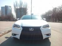 Аренда свадебного авто Lexus GS 2014