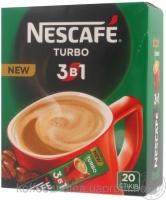 Кофе Нескафе 3в1 Турбо 20стик|escape:'html'
