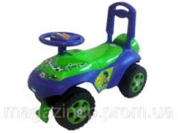 Іграшка дитяча для катання «;Машинка»; музична 0142/02RU Код:09001422|escape:'html'