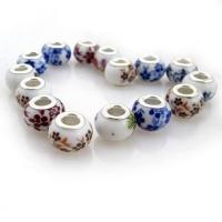 Бусины Pandora Style керамические