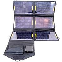 Зеленая энергия. Солнечное зарядное устройство Atmosfera