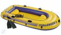 Надувная лодка Challenger 3 Intex 68370|escape:'html'