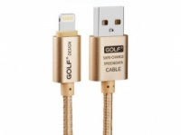 Кабель Golf Lightning Metal Cable для Apple iPhone 5/5s|escape:'html'