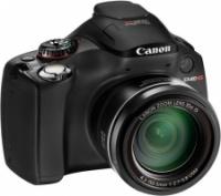 Цифровой фотоаппарат Canon PowerShot SX400 IS Black (9545B012)