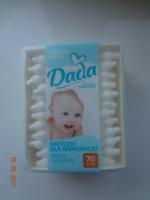 Ушные палочки для новорожденных Dada 70 шт|escape:'html'